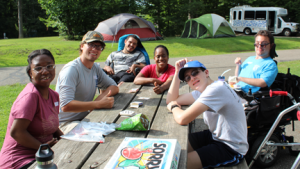 YELP Camping Trip @ Meet @ Youth Challenge, 10am SAT