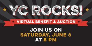 YC Rocks! Virtual Benefit & Auction
