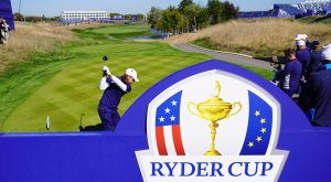 Ryder Cup Raffle with Private Jet!
