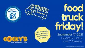 Food Truck Friday @ Youth Challenge   Westlake   Ohio   United States